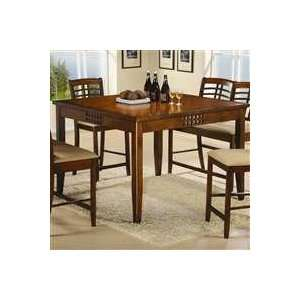 Vickery Contemporary Square Counter Height Leg Table