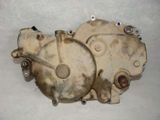 2002 Honda Rancher FE TRX350 Engine Side Clutch Cover   Image 01