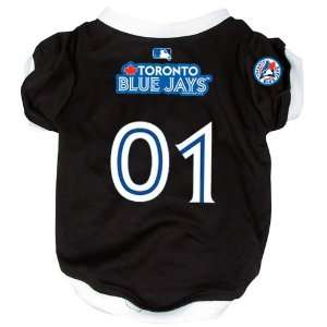 Toronto Blue Jays Pet Dog Baseball Jersey MEDIUM Pet