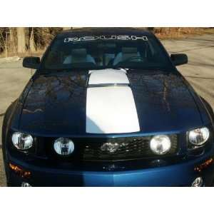 FORD MUSTANG 15Rally Stripe 210 long any car truck