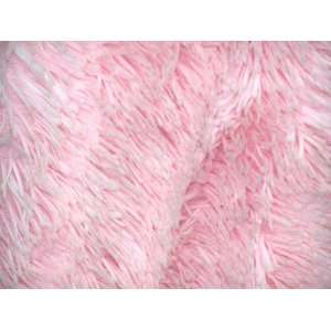 Magical Sun Kissed Baby Pink Faux Fur