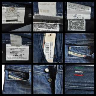 RARE  DIESEL ZATHAN 73H BOOTCUT JEANS AUTHENTIC BNWT