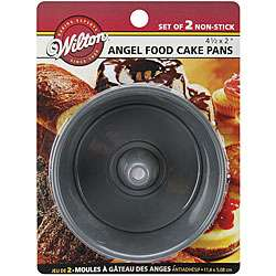 Wilton Mini Angel Food Cake Pans (Pack of 2)