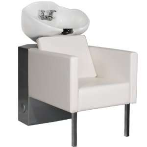 Salon Shampoo Backwash Unit Bowl & Chair SU 53BE Beauty