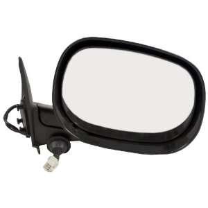 OE Replacement Dodge Passenger Side Mirror Outside Rear