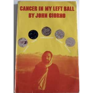 in my left ball; poems, 1970 1972 (9780871101044) John Giorno Books