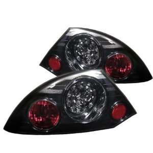 Mitsubishi Eclipse 2000 2001 2002 LED Tail Lights   Smoke