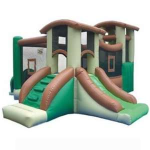 Kidwise Clubhouse Climber  KW CLUB COM