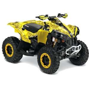 AMR Racing Can Am Renegade 800x 800r ATV Quad Graphic Kit