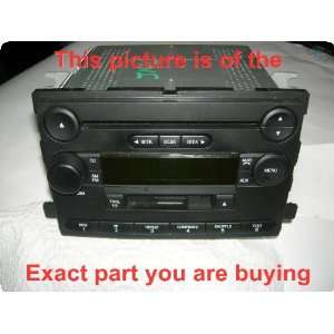 Radio  FREESTAR 06 07 AM FM Cassette CD (single disc), ID 6F2T 18C868