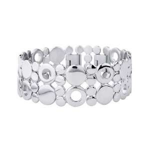 Inox Stainless Steel Polished Braclet Jewelry