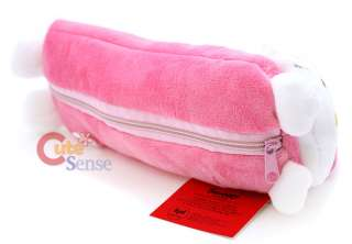 Sanrio Hello Kitty Plush Doll Pencil Case  Zippered