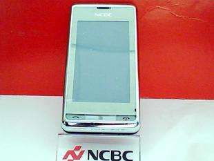 NCBC Brand new touch screen mobile phone CB_668