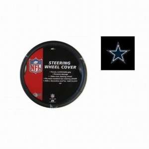 Cowboys NFL Football Universal Car Truck SUV Steering Wheel Cover