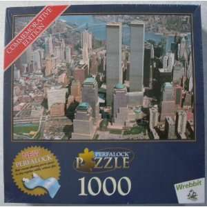 New York City Perfalock 1000 piece puzzle Toys & Games