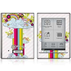 Rainbow In The Sky Design Protective Decal Skin Sticker