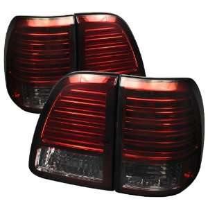 Spyder Auto ALT YD TLAN98 LED RS Red Smoke LED Tail Light Automotive