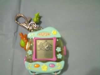 HASBRO 2006 LITTLEST PET SHOP INTERACTIVE GAME KEYCHAIN