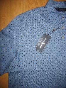 RALPH LAUREN MENS PIMA COTTON GOLF POLO SHIRT M $125.00