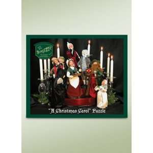 Byers Choice Carolers   Puzzle   A Christmas Carol