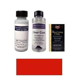 2 Oz. Toreador Red Paint Bottle Kit for 1968 Dodge Trucks