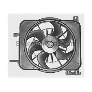 420 Radiator Fan Shroud 1995 2005 Chevrolet Cavalier Automotive