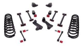 2003 2008 Dodge Ram 2500 / 3500 4WD Rancho 4 Lift Kit RS6579B