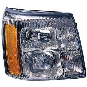ESCALADE HEADLIGHT ASSEMBLY EXC XENON, PASSENGER SIDE   DOT Certified