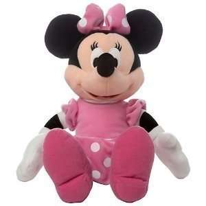 15 Plush Pink Polka Dot Minnie Mouse Toys & Games