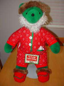 NORTH AMERICAN BEAR TWAS THE NIGHT BEARFORE CHRISTMAS