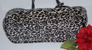 New JUICY COUTURE Leopard Cheetah Print Pammy Tote Handbag $198