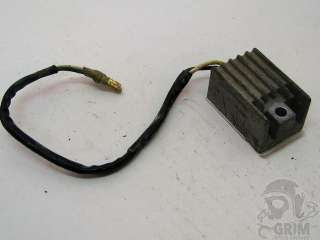 1982 1983 1982 Honda XL250R XL250 Regulator Rectifier