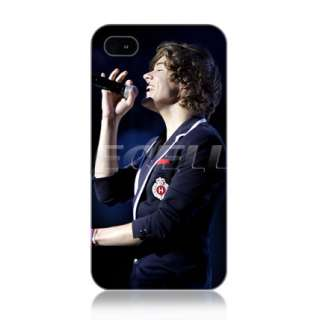 DIRECTION 1D BOY BAND SNAP ON BACK CASE FOR APPLE iPHONE 4 4S