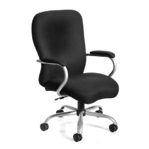 BOSS HEAVY DUTY MICROFIBER CHAIR   350 lbs   Delivered Office