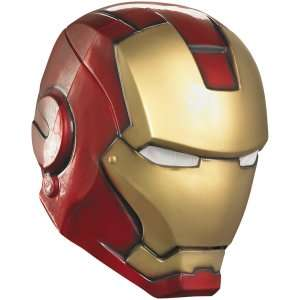Iron Man 2 (2010) Movie   Iron Man Adult Helmet, 69923