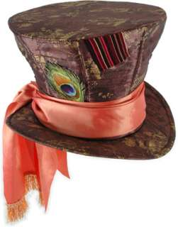 Disney Madhatter Hat (Adult Costume)