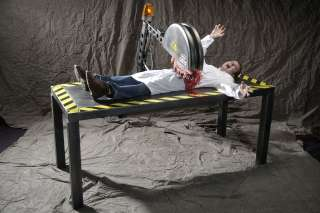 Buzz Saw Animatronic Prop   Haunted House Props   15DU2430