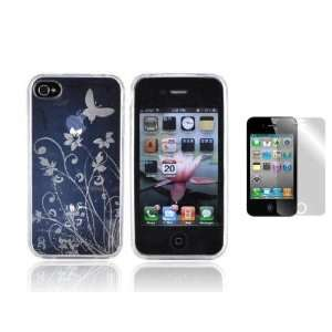 FLOWER Design Silicone Cover Protector Case Perfect fit for Apple