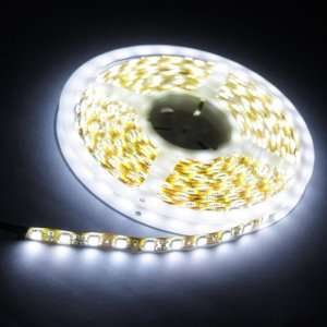 5M 300 LED 5050 SMD Flexible Car Strip Light Waterproof Automotive