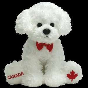 TY Beanie Buddy   ICE SKATES the Dog (Canada Exclusive
