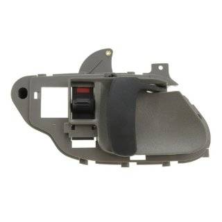 Chevrolet Suburban Gray Lh Drivers Side Inside Door Handle for Chevy