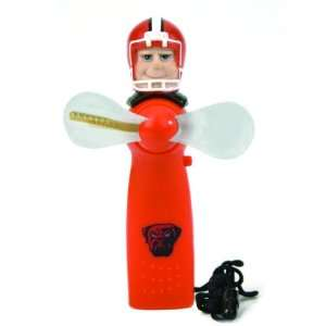 Browns Magical LED Light Up Fan and Display Stand