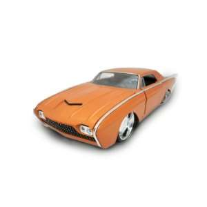 Thunder Bird Diecast Car* Scale 124 Color M. Orange Toys & Games