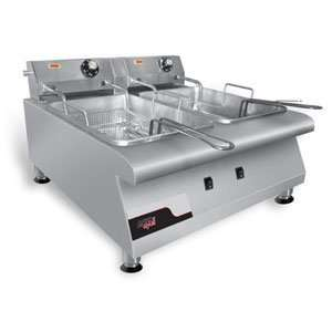 30 lb. Electric Countertop Deep Fryer