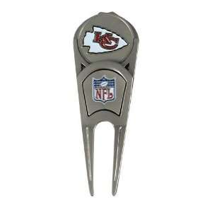 Kansas City Chiefs NFL Golf Divot Tool