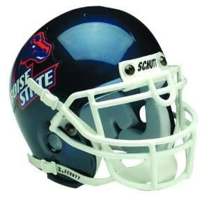BRONCOS OFFICIAL FULL SIZE SCHUTT FOOTBALL HELMET