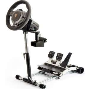 Racing Steering Wheel Stand Compatible with Porsche Wheels