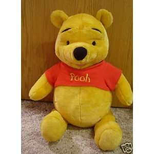 Vintage WINNIE THE POOH JUMBO TALKING 26 Plush (JUST LIKE NEW