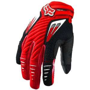 Fox Racing Platinum Mens Off Road/Dirt Bike Motorcycle Gloves w/ Free