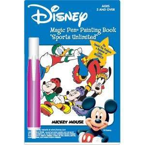 Disneys Mickey Mouse Sports Unlimited Magic Pen